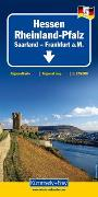 Cover-Bild zu Hessen Rheinland-Pfalz. 1:275'000 von Hallwag Kümmerly+Frey AG (Hrsg.)