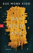 Cover-Bild zu Das Buch Ana von Kidd, Sue Monk