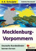 Cover-Bild zu Mecklenburg-Vorpommern (eBook) von Rosenwald, Gabriela