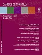 Cover-Bild zu eBook Les Cahiers de Chantilly n°12