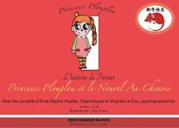 Cover-Bild zu eBook Princesse Plouplou et le Nouvel An Chinois