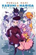 Cover-Bild zu Quartet, Magica: Puella Magi Kazumi Magica, Vol. 3
