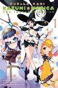 Cover-Bild zu Magica Quartet: Puella Magi Kazumi Magica, Vol. 1