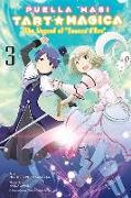Cover-Bild zu Magica Quartet: Puella Magi Tart Magica, Vol. 3