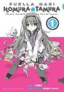 Cover-Bild zu Magica Quartet: Puella Magi Homura Tamura, Vol. 1