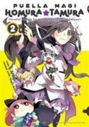 Cover-Bild zu Magica Quartet: Puella Magi Homura Tamura, Vol. 2
