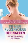 Cover-Bild zu Die neue Rückenschule: der Nacken von Kempf, Hans-Dieter