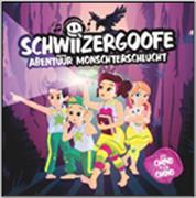 Cover-Bild zu Schwiizergoofe Abentüür Monschterschlucht