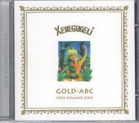 Cover-Bild zu Xenegugeli Gold-ABC von Zoss, Roland
