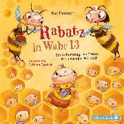 Cover-Bild zu Rabatz in Wabe 13 (Audio Download) von Pannen, Kai
