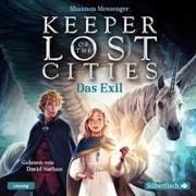 Cover-Bild zu Keeper of the Lost Cities - Das Exil von Messenger, Shannon