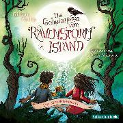 Cover-Bild zu Die Geheimnisse von Ravenstorm Island 3: Der Mondsteinturm (Audio Download) von Philip, Gillian