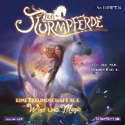 Cover-Bild zu Insel der Sturmpferde 1: Eine Freundschaft aus Wind und Magie (Audio Download) von Hierteis, Eva