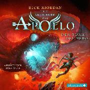 Cover-Bild zu Die Abenteuer des Apollo 5: Der Turm des Nero (Audio Download) von Riordan, Rick