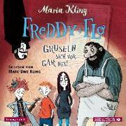 Cover-Bild zu Freddy und Flo gruseln sich vor gar nix! von Kling, Maria