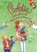 Cover-Bild zu Carlotta 8: Carlotta - Internat und Kuss und Schluss? von Hoßfeld, Dagmar
