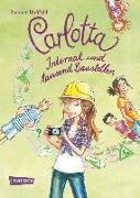 Cover-Bild zu Carlotta - Internat und tausend Baustellen von Hoßfeld, Dagmar