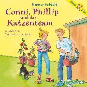 Cover-Bild zu Conni, Phillip und das Katzenteam (Audio Download) von Hoßfeld, Dagmar