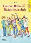 Cover-Bild zu Conni & Co 12: Conni, Dina und der Babysitterclub (eBook) von Hoßfeld, Dagmar