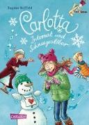 Cover-Bild zu Carlotta: Carlotta - Internat und Schneegestöber (eBook) von Hoßfeld, Dagmar