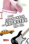Cover-Bild zu Conni 15 5: Meine Freundinnen, der Rockstar und ich (eBook) von Hoßfeld, Dagmar