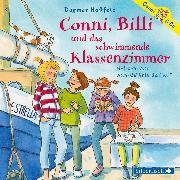 Cover-Bild zu Conni, Billi und das schwimmende Klassenzimmer (Conni & Co 17) (Audio Download) von Hoßfeld, Dagmar