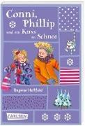 Cover-Bild zu Conni, Phillip und ein Kuss im Schnee von Hoßfeld, Dagmar