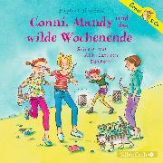 Cover-Bild zu Conni, Mandy und das wilde Wochenende (Audio Download) von Hoßfeld, Dagmar