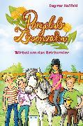 Cover-Bild zu Ponyclub Löwenzahn (1). Wirbel um das Reitturnier (eBook) von Hoßfeld, Dagmar