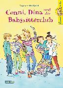 Cover-Bild zu Conni & Co, Band 12: Conni, Dina und der Babysitterclub von Hoßfeld, Dagmar