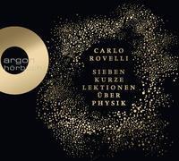 Cover-Bild zu Sieben kurze Lektionen über Physik von Rovelli, Carlo