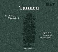 Cover-Bild zu Tannen. Ein Portrait von Bode, Wilhelm