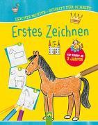 Cover-Bild zu de Klerk, Roger (Illustr.): Erstes Zeichnen für Kinder ab 3 Jahren