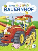 Cover-Bild zu De Klerk, Roger (Illustr.): Mein Malspaß Bauernhof