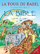 Cover-Bild zu Muller, Joël: La Tour de Babel et autres histoires de la Bible (eBook)