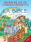 Cover-Bild zu Muller, Joël: Moïse, les 10 commandements et autres histoires de la Bible (eBook)