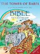 Cover-Bild zu Muller, Joël: The Tower of Babel and Other Stories From the Bible (eBook)
