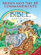 Cover-Bild zu Muller, Joël: Moses, the Ten Commandments and Other Stories From the Bible (eBook)