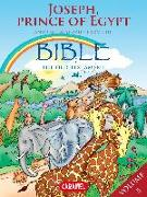 Cover-Bild zu Muller, Joël: Joseph, Prince of Egypt and Other Stories From the Bible (eBook)