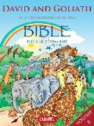 Cover-Bild zu Bible Explained to Children, The: David & Goliath and Other Stories From the Bible (eBook)