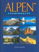 Cover-Bild zu Bildband Zauberhafte Alpen dt. von Converso, Claudia (Text von)