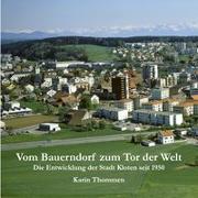 Cover-Bild zu Vom Bauerndorf zum Tor der Welt von Thommen, Karin