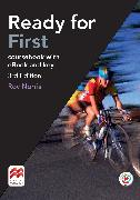 Cover-Bild zu Ready for First 3rd Edition + key + eBook Student's Pack