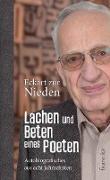 Cover-Bild zu zur Nieden, Eckart: Lachen und Beten eines Poeten (eBook)