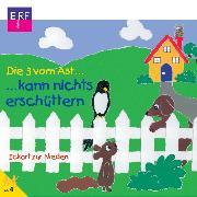 Cover-Bild zu Nieden, Eckart zur: Die 3 vom Ast kann nichts erschüttern (Audio Download)