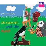 Cover-Bild zu Nieden, Eckart zur: Die 3 vom Ast und die Kunst (Audio Download)