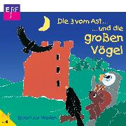 Cover-Bild zu Nieden, Eckart zur: Die 3 vom Ast und die großen Vögel (Audio Download)