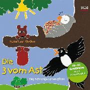 Cover-Bild zu Nieden, Eckart zur: Die 3 vom Ast (Audio Download)