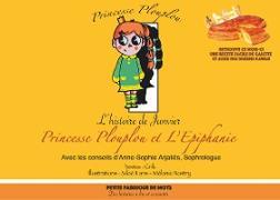 Cover-Bild zu eBook Princesse Plouplou et l'Epiphanie