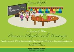 Cover-Bild zu eBook Princesse Plouplou et le Printemps